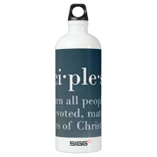 Discipleship Aluminum Water Bottle