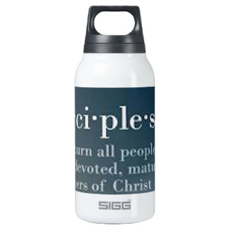 Discipleship Insulated Water Bottle