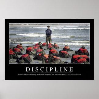 Disciplina: Cita inspirada Póster