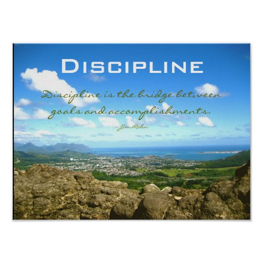 Disciplina Impresiones
