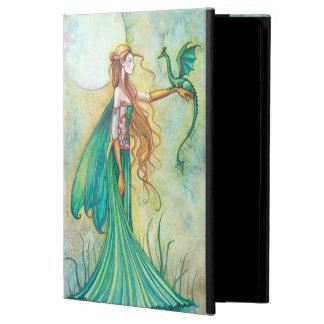 Discipline Fairy and Dragon Art iPad Air Cover
