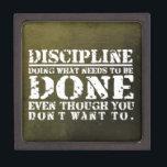 "Discipline Gift Box<br><div class=""desc"">Discipline</div>"