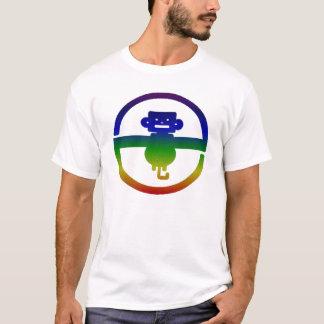 Disciplined Monkey Ladies Tonal Stripe T-Shirt