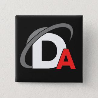 Disclosure Activist Pin Badge