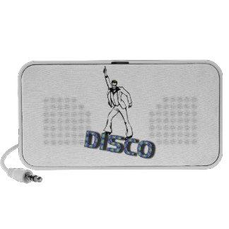 Disco iPod Altavoz