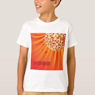 Disco Ball ~ 1980s 80s Disco Music Dance T-Shirt