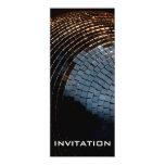 Disco Ball 4x9.25 Paper Invitation Card