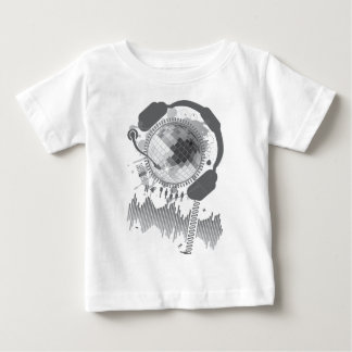 Disco_Ball Baby T-Shirt