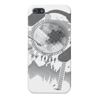Disco_Ball Cover For iPhone SE/5/5s