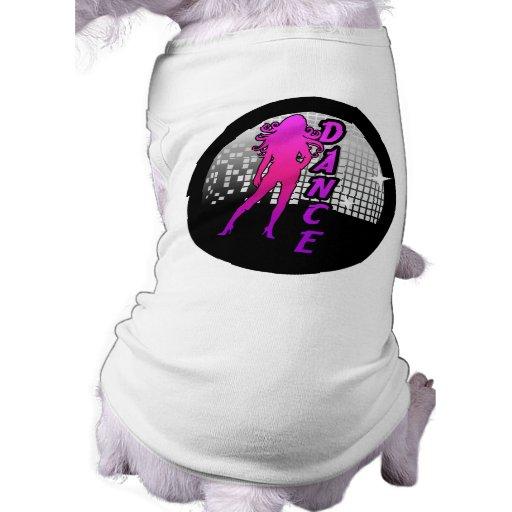 Disco Ball Dancer. Dog Clothing