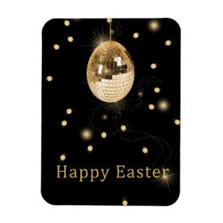 Disco Ball Easter Egg - Flexible Magnet