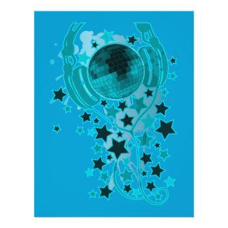 Disco_Ball Flyer Design