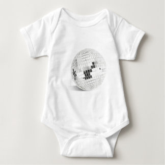 Disco Ball for Everyone Baby Bodysuit