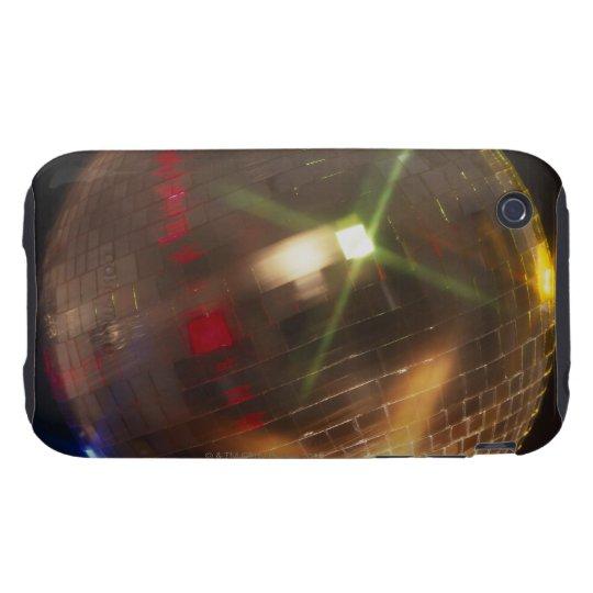 disco ball iPhone 3 tough cover