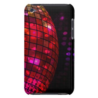 Disco Ball iPod Touch Case
