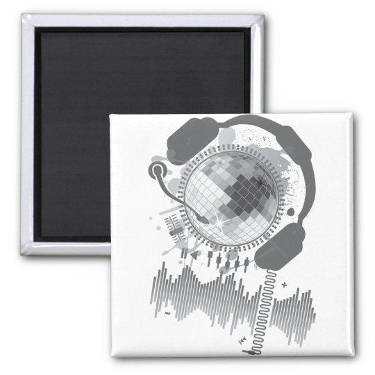 Disco_Ball Magnet