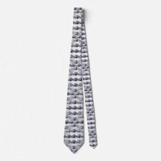 disco ball mens neck tie