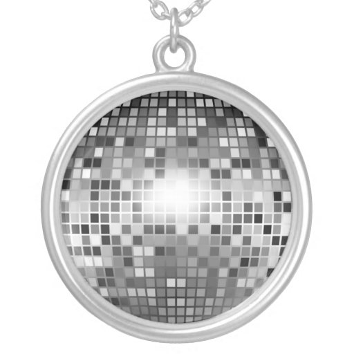 DISCO BALL CUSTOM JEWELRY