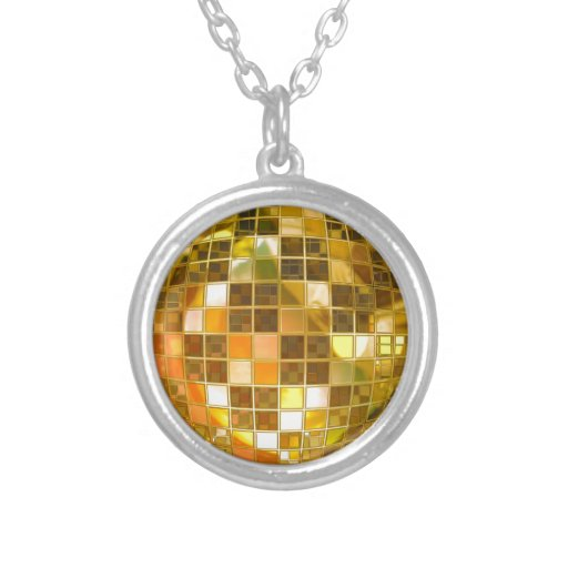 Disco Ball Jewelry