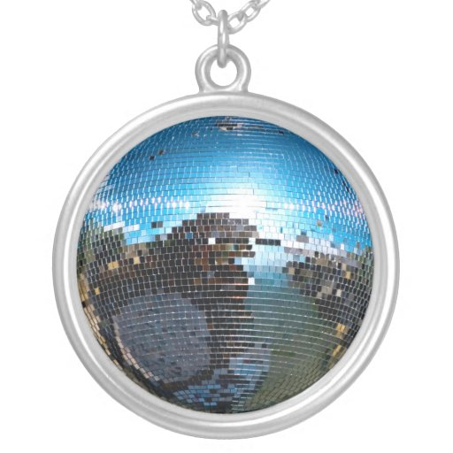 disco ball pendant