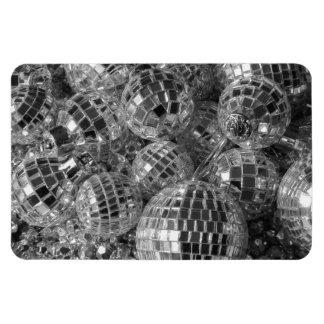 Disco Ball Ornaments Flexible Magnet