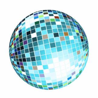 Disco Ball Photo Cutout