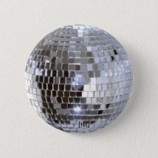 Disco Ball Pinback Button