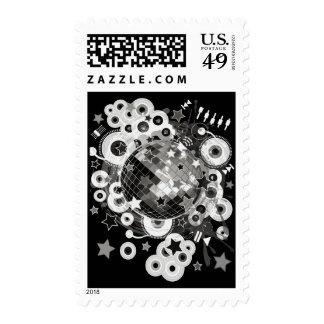 Disco_Ball Stamp