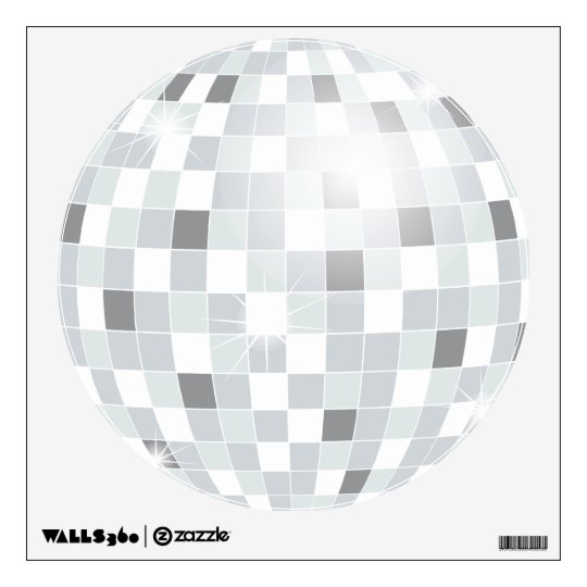 Disco Ball - SRF Wall Decal