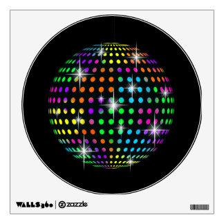 Disco Ball - SRF Wall Graphics