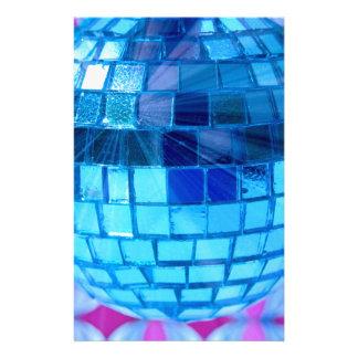 Disco Ball Stationery