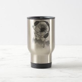 Disco_Ball Travel Mug
