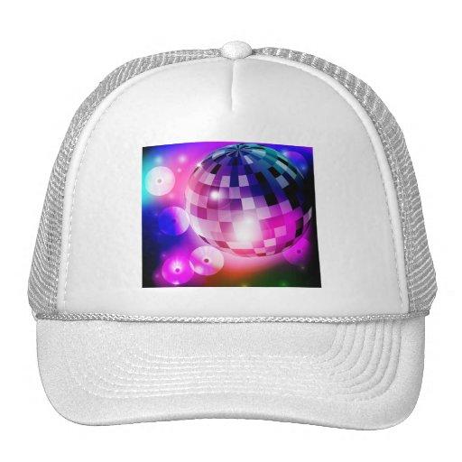 Disco Ball Trucker Hat