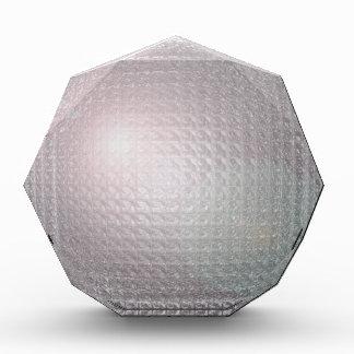 Disco Ball Winner Acrylic Award