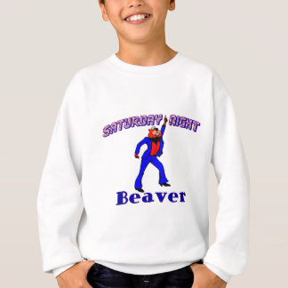 Disco Beaver Sweatshirt