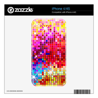 Disco Bling Zazzle Skin Decals For The iPhone 4
