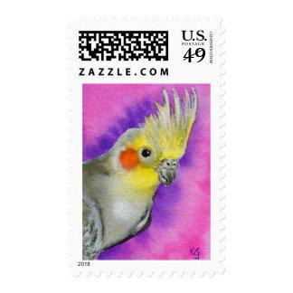 Disco Cockatiel Postage