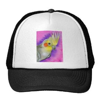 Disco Cockatiel Trucker Hat