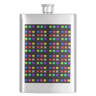 Disco Dance Floor Flask