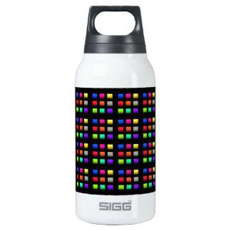 Disco Dance Floor Insulated Water Bottle