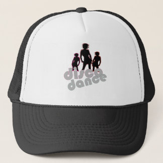 Disco Dance Trucker Hat