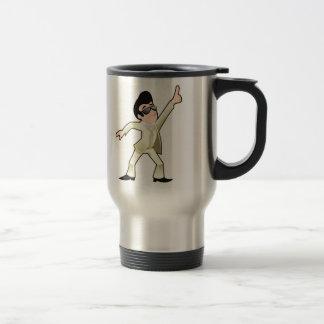 Disco Dancer Travel Mug