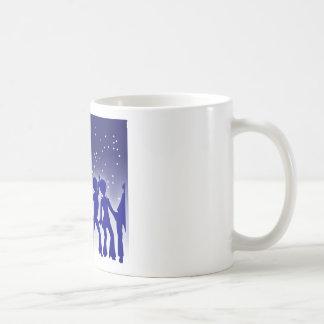 Disco Dancers Coffee Mug