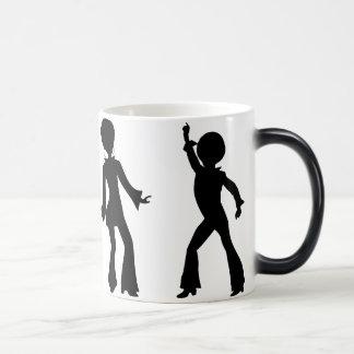 DISCO DANCING Morphing Mug