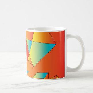 Disco Dancing Sunrise Coffee Mug