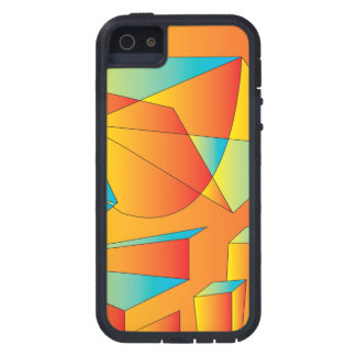 Disco Dancing Sunrise iPhone SE/5/5s Case