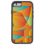Disco Dancing Sunrise Tough Xtreme iPhone 6 Case