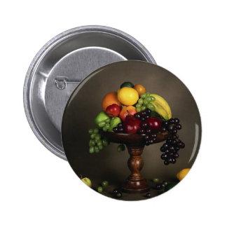 Disco de la fruta pin