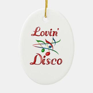 Disco de Lovin Ornamento Para Reyes Magos