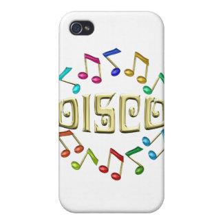 DISCO DE ORO iPhone 4 PROTECTOR